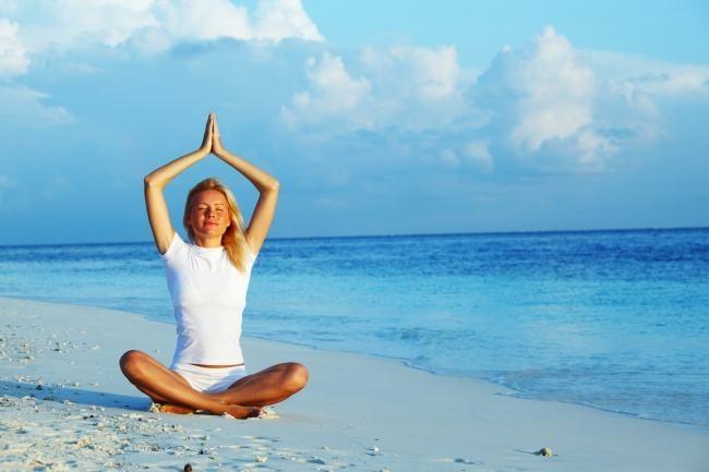 瑜伽,again
