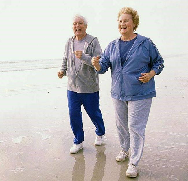 运动健康 老年人健身